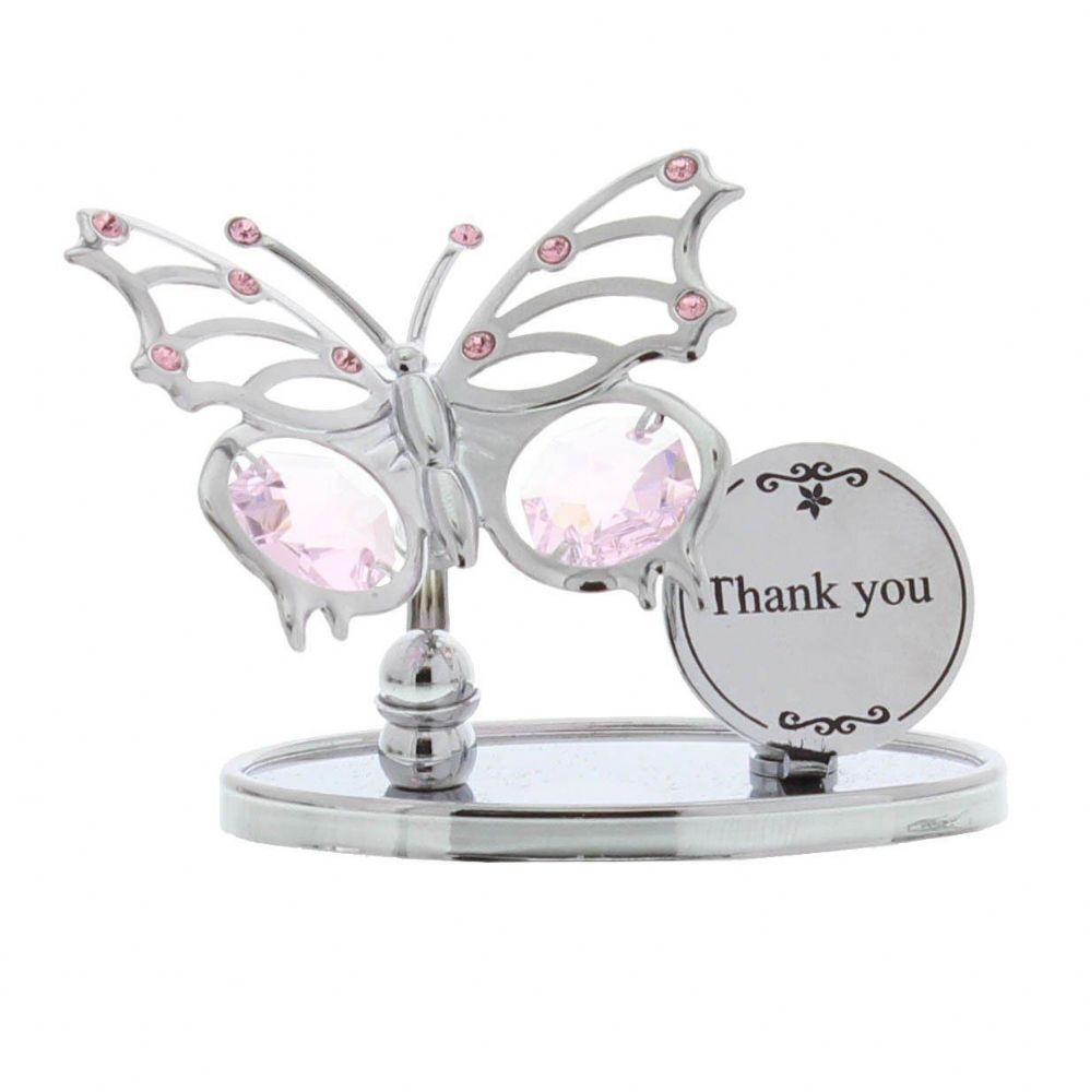 Unique Thank You Gift Ideas Presents For Her Butterfly